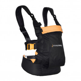 MINIMONKEY-BABYCARRIER DYNAMIC Sort/Orange