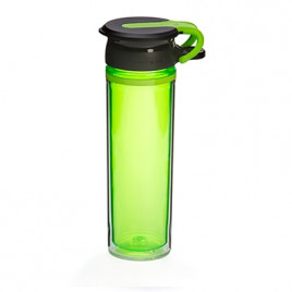 WOW Sports bottle GREEN/BLACK 600ml