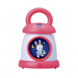 CLAESSENS KIDS - KID'SLEEP MY LANTERN PINK